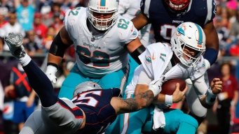 Dolphins Vow to Move On After Humbling 38-7 Loss to Patriots
