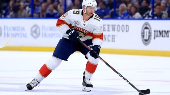 Panthers' Matheson Suspended for Two Games