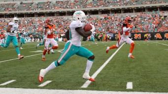 Miami's Jakeem Grant Picked by AP As Best Returner