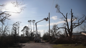 Power Fully Restored to Florida Residents Hit by Michael