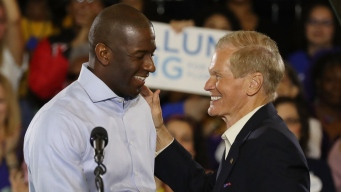 Gillum, Nelson Lead Latest Polls Before Election Day