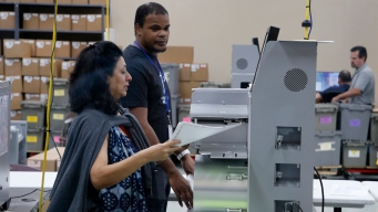 Recount Stunner: Broward Uploaded Results 2 Minutes Late