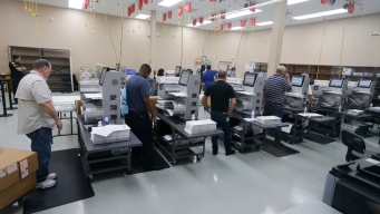 Broward Recount Hasn't Started as Campaigns in Court