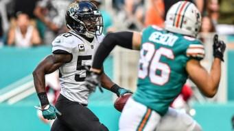 Preseason Week Three Preview: Jaguars at Dolphins