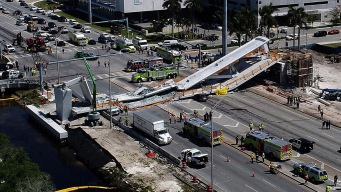 FIU Bridge Victims Would Share in $103 Million Settlement