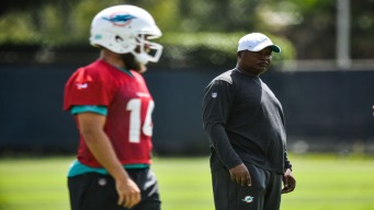 Dolphins Assistant Coach to Take Leave for Health Issue