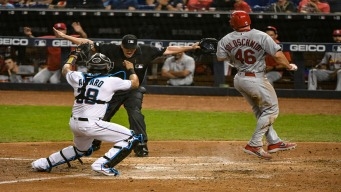 St. Louis Cardinals Hand Miami Marlins 6th Straight Loss