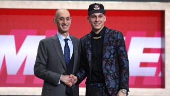 Heat Select Tyler Herro From Kentucky With No. 13 Draft Pick