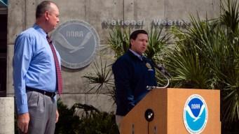 Florida Governor: Hurricane Dorian Was a 'Close Call'