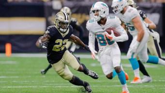 Dolphins Outlast Saints 16-13 in Preseason Finale