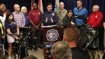 No State-Wide Evacuation Call for Dorian, Unlike Irma
