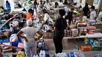 Hurricane Relief Efforts Continue in South Florida