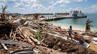 Hurricane Dorian Death Toll Rises to 50 in Bahamas