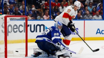 Panthers Lose to Lightning 5-2 in Season Opener
