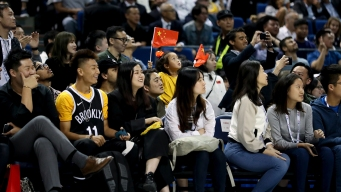 Nationalism Over NBA Fandom: Fans Support 'Motherland' China