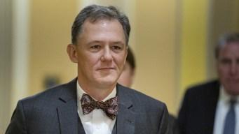 State Dept. Ukraine Expert Testifies in Impeachment Probe