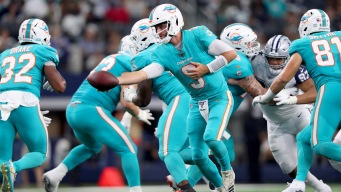 Winless Dolphins Hope for Better Blocking Against Chargers