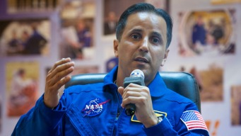 Puerto Rican Astronaut Affected by Double Hurricanes