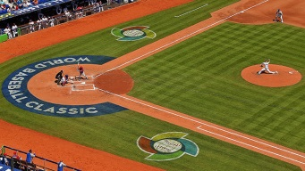 Marlins Park to Host First Round of World Baseball Classic