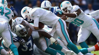 Week 16 Preview: Colts at Dolphins