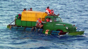 Obama Ending 'Wet Foot, Dry Foot' Policy for Cubans