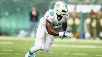 Dolphins' Dion Jordan Working Towards Comeback
