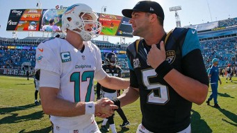 Week Two Preview: Dolphins at Jaguars