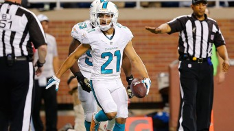 Dolphins Release Brent Grimes
