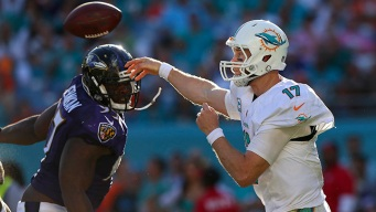 Week 13 Preview: Ravens at Dolphins