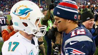 Week Eight Preview: Dolphins at Patriots