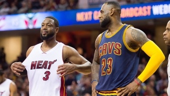 LeBron James Says It Would Be 'Great' to Take on Heat
