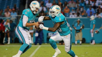 Dolphins Rest Starters in Loss to Bucs