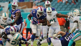 Dolphins Dominated by Bills in Home Opener
