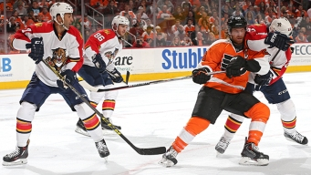 Flyers Get Revenge With Win Over Panthers