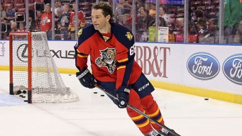Panthers' Jagr Gets Shoutout from Drake on Saturday Night Live