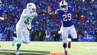 Bills Complete Sweep of Dolphins