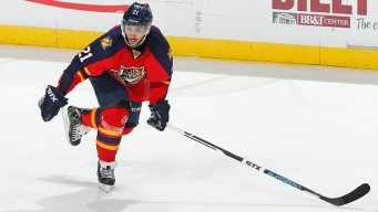 Panthers' Trocheck to Miss Rest of Regular Season