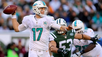 Dolphins Blown Out as Jets Complete Sweep