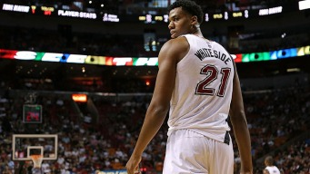 Whiteside Remains Committed to New Heat Deal