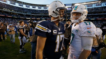 Week Ten Preview: Dolphins at Chargers