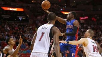 Heat Unable to Get Timely Basket in Loss to Pistons