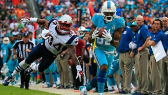 Dolphins Finish Season With Win Over Pats