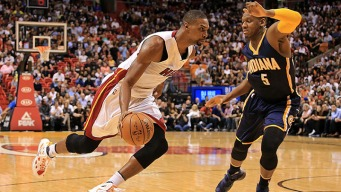 Heat Top Pacers in OT for Third Straight Win
