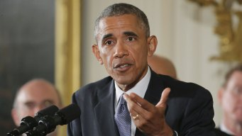 Obama Vetoes Bill to Repeal Signature Health Care Law