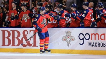 Panthers Halt Skid With Shutout Victory