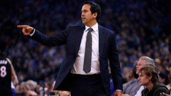 Heat Working on Extension With Erik Spoelstra: Report