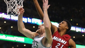 Heat Turn Ball Over 20 Times in Loss to Celtics