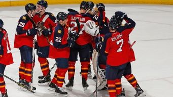 Panthers Claw Back With Four Unanswered Goals
