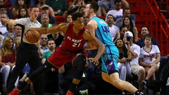 NBA Playoffs Round One Preview: Hornets vs Heat