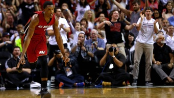 Heat Guard Josh Richardson Named East Rookie of the Month